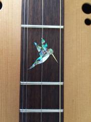 large hummingbird